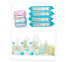 Free Baby and Cleaning Products
