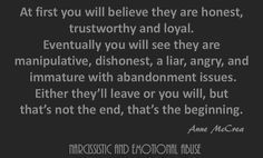 Idealise, Devalue And Discard… – Narcissistic and Emotional Abuse