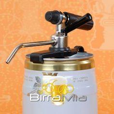 Birramia - Spillatore Party Star Deluxe per fustino - Spillatura e Fusti - Attrezzature