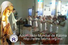 Haciendo la promesa en el Templo de Santa Rosa de Lima
