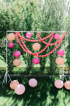 Summer Diy, Summer Crafts, Fun Crafts, Diy Projects For Kids, Crafts For Kids To Make, Diy Pool, Diy Garland, Diy Party, Party Ideas