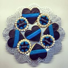 Police love cookies