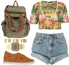 """Nothing Really Comes As A Surprise Right Now."" by plain-and-simple ❤ liked on Polyvore"