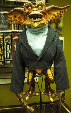 """Brain Gremlin"" Stunt Puppet Prop Replica!"