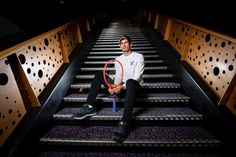 Andy Murray, Stairs, Home Decor, Stairway, Decoration Home, Room Decor, Staircases, Home Interior Design, Ladders