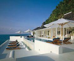 Celebrity Rooms - Ralph Lauren Escape in Jamaica