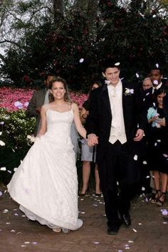 Most memorable TV weddings - Nathan and Haley