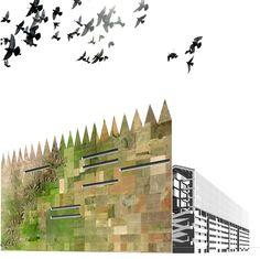 Beniamino Servino. Urban Landscape.