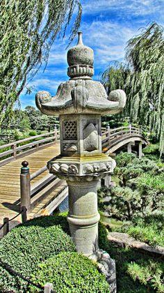 Japanese Garden, Chgo Botanical Garden, by Sue Scimeca