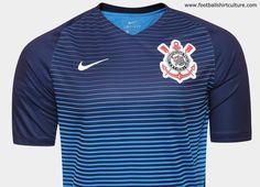 Corinthians 2016 Nike Third Shirt  52a79aae900d9