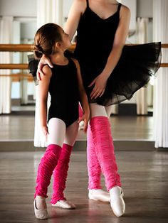 Love these legwarmers! All 3 have them - cute for ballet or with dresses.