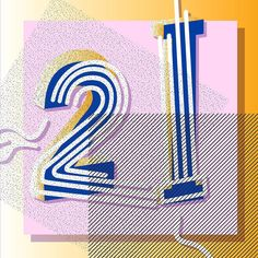 24 days to HoHoHo #21 somewhere between #80s and #90s #funwithnumbers…