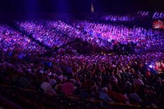 Greater Vision Friday night at NQC! — in Louisville, KY.