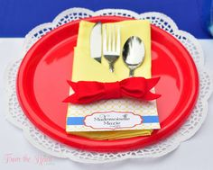 Madeline themed 6th birthday party for Mazie!   CatchMyParty.com