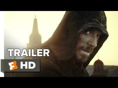 Assassin's Creed Official Trailer #1 (2016) - Michael Fassbender, Marion Cotillard Movie HD - YouTube