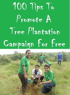 It is necessary to keep conducting tree plantation campaigns everywhere across the globe. It is the duty of all to launch such campaigns at local level. Governments, communities, industries, businesses, educational institutions, media, NGOs and people have to play their role to support tree plantation campaigns at their area.