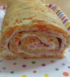 Syn Free Savoury Roulade — Slimming World Survival | Recipes | Tips | Syns | Extra Easy