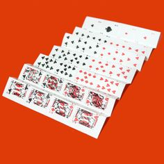 52pcs TEENY TINY CARDS Miniscule Deck by cOveTableCuriOsitiEs, $6.95