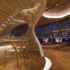 The Nautilus Project, no shopping ION em Singapura. Projeto de Design Spirits. #bar #bares #cafe #coffee #cafes #encontro #meeting #encontros #interior #interiores #artes #arts #art #arte #decor #decoração #architecturelover #architecture #arquitetura #design #projetocompartilhar #davidguerra #shareproject #nautilus #shop #shopping #singapura #cingapura #singapore #designspirits