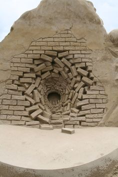 40 Creative Sand Sculpture Photographs | Web Design Blog, Web Designer Resources