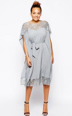 29 Beautiful Bridesmaid Dresses for Curvy Girls (Size 18 fa228fb96297