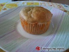 Cooking Cake, Vegan Sweets, Muffins, Vegan Recipes, Food Porn, Good Food, Cupcakes, Banana, Breakfast