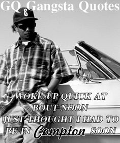 Eazy E Quotes About Love : yet another compton cutie eazy e rip a real gangster rapper eazy e d ...