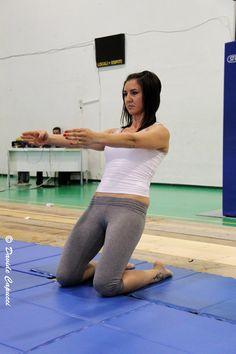 La più bella insegnante di Pilates del mondo!