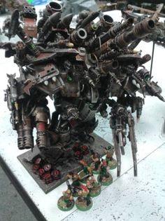 Awesome Warhammer 40k....Gitstix