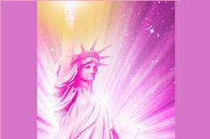 Goddess of Liberty Shares Her Appreciation for the New Website