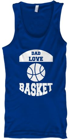 You can buy this tee from here  https://teespring.com/dad-love-basketball-8415