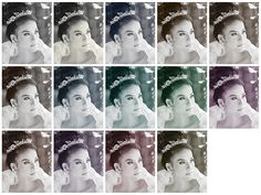 Free LR Presets for Toning Black and White