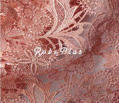 Hey, I found this really awesome Etsy listing at https://www.etsy.com/listing/208100962/pink-floral-lace-fabric-fuchsia-floral
