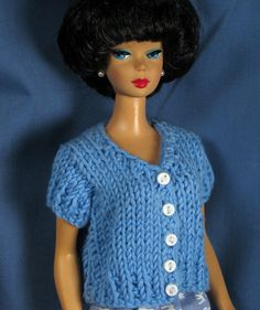 Vintage - Bubble Cut Barbie