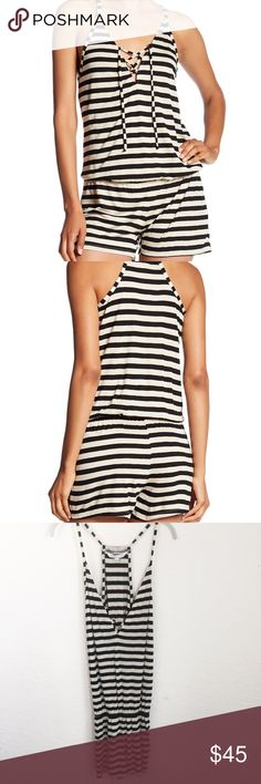 Ella Moss Printed Strapless Romper w/ Tags Cheap Outlet Store Fashion Style Online Sale Cheap Price Professional Online XQE8dwS9j