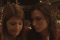 Carmilla & Laura from the Christmas special