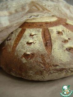 Французский хлеб на закваске - кулинарный рецепт