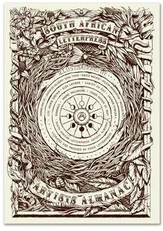 Artist's Almanac 2014