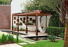 Decor Salteado - Blog de Decoração e Arquitetura : Pergolados - veja modelos maravilhosos + dicas!