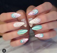 I love!! But for shorter nails.