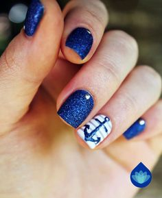 ⚓️ #Anchor #nails #nail #nailsart #nailart #manicure #pedicure #spapedicure #nailpolish #gelpolish #beauty #waxing #massage #hotstonemassage #facial #oakbay #victoriabc #yyj #victoriabuzz