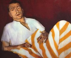 Christian Bérard, Horst P. Horst, 1933/34 Oil on canvas, 31″ x 41″ Private collection, New York Christian Berard