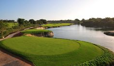 Riviera Maya Golf Club. Set within the vibrant Mayan jungle.
