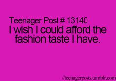 That's not even a teenager thing. I still wish that, and I haven't been a teenager for a while. Teenager Quotes, Teen Quotes, Funny Quotes, Funny Memes, 9gag Funny, Memes Humor, Lol So True, Teen Posts, Teenager Posts