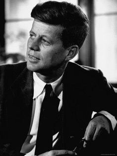 JFK, such a hansome young man