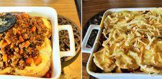 Gluten-free butternut lasagne