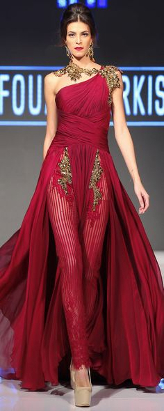 1608d0b1be Fouad Sarkis Spring-summer 2016 - Ready-to-Wear - http