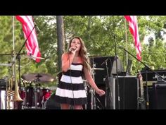 """amazing Country singer Sylvia Lee Walker sings """"Let The Teardrops Fall"""" a Patsy Cline classic"""