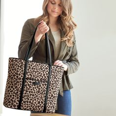 Be the first to spot Vera Bradley's new Leopard Chic print exclusive at Dillard's