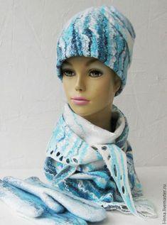 авторский войлок ручной работы войлочные сказки валяный бактус купить шарф и варежки валяные шерстяные купить шарф и варежки на заказ
